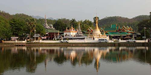 Temple Wat Chong Klang