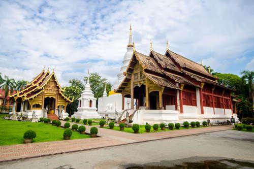 Le Wat Phra Singh