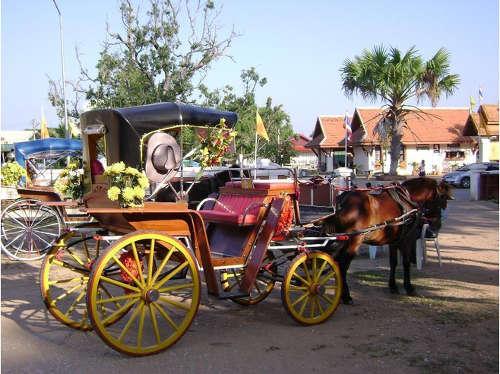 Calèches de Lampang