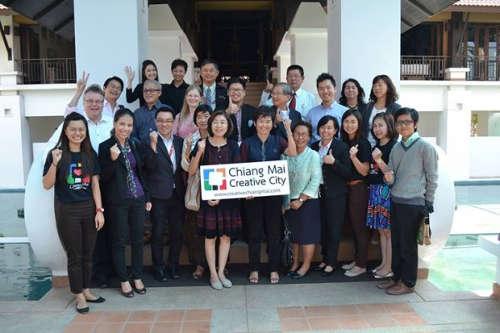 "La ""Creative Economy"" de Chiang Mai"