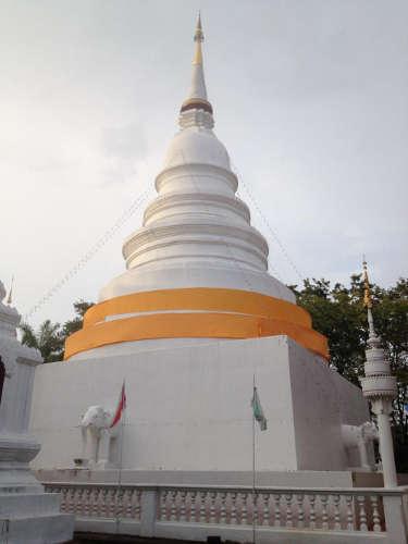 Chedi du Wat Phra Singh