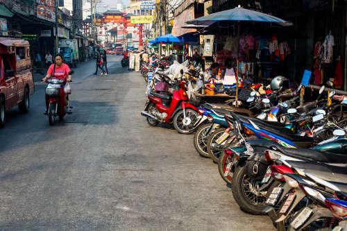 Marché Warorot de Chiang Mai
