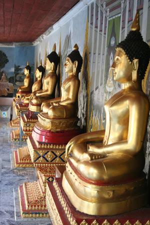 Statues et Peintures Doi Suthep
