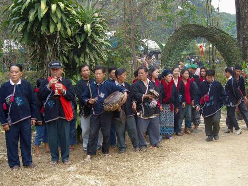 Tribu Yao Mien
