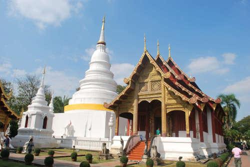 Ubosot du Wat Phra Singh