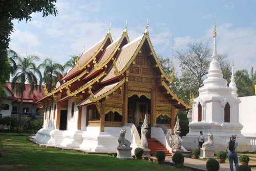 Viharn Lai Kham Wat Phra Singh