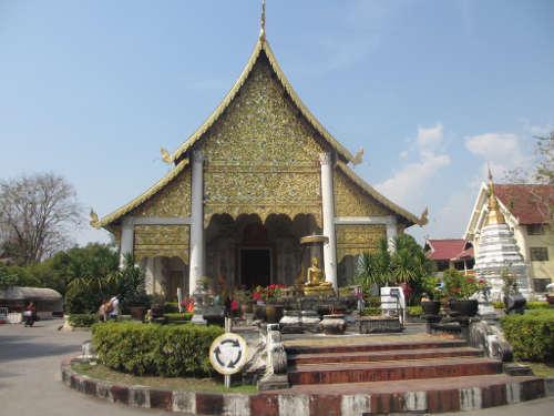 Grand Viharn du Wat Chedi Luang