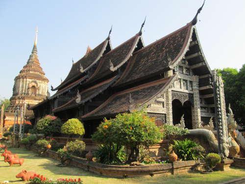 Le Temple Wat Lok Moli
