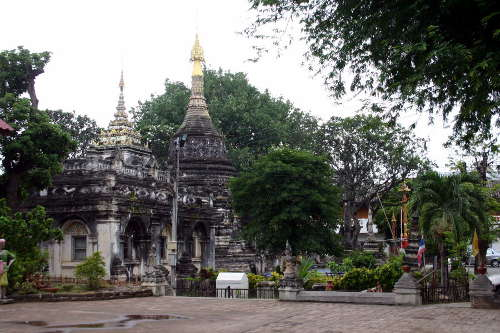 Le Temple Wat Pa Pao