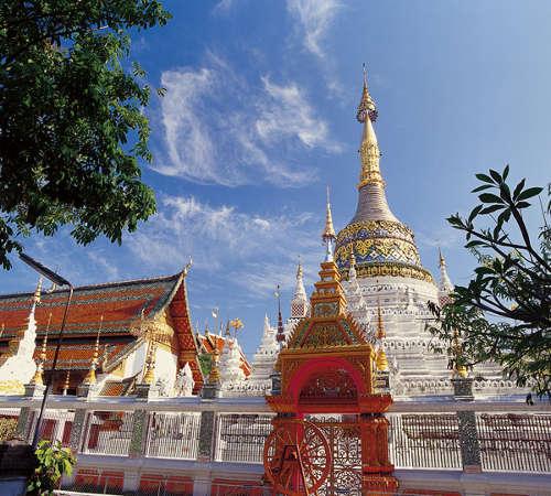 Le Temple Wat Saen Fang