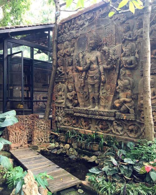 Reliefs muraux - Bar Phor Liang Muen