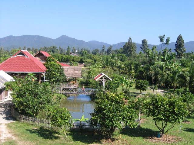 Ecole de Cuisine Thai Farm