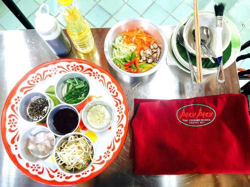 Ecole De Cuisine Thailandaise Aroy Aroy