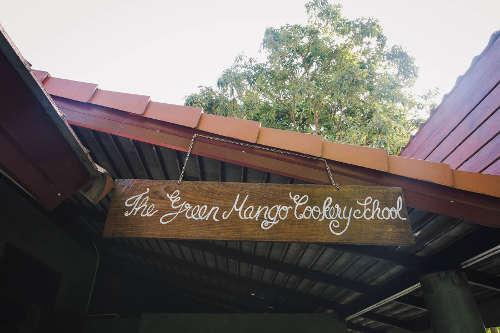 Ecole de cuisine Green Mango