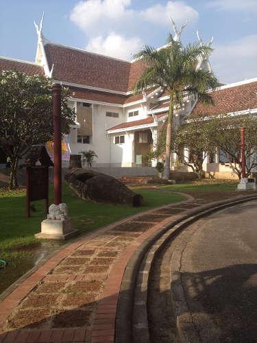 Le Musée National de Chiang Mai
