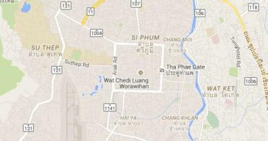 Les Adresses Utiles de Chiang Mai
