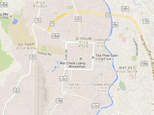Adresse Utiles de Chiang Mai