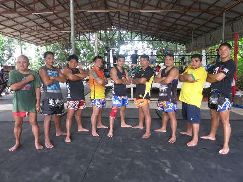 Equipe du Camp d'Entrainement