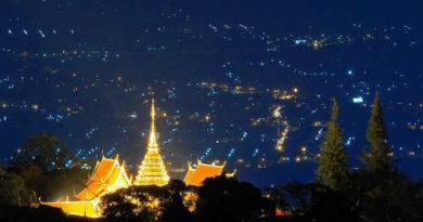 Visiter Chiang Mai – Que Faire à Chiang Mai Thaïlande en 3 Jours?