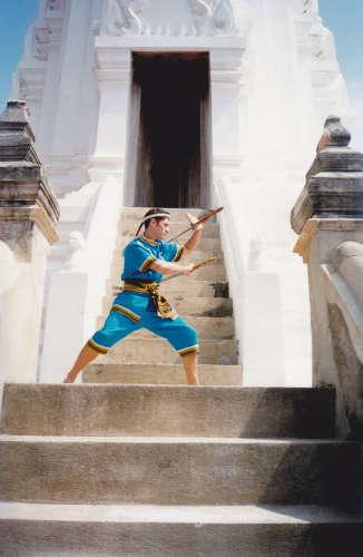 Muay Thai Sangha - Krabi Krabong