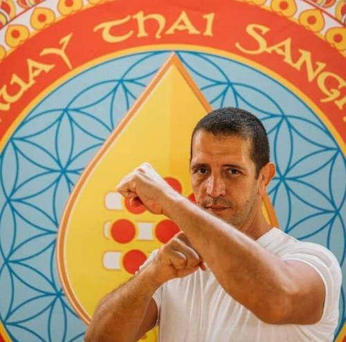 Pedro Solana - Propriétaire et entraîneur du Sangha
