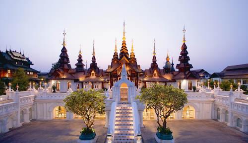 Hotel Dhara Dhevi de Chiang Mai