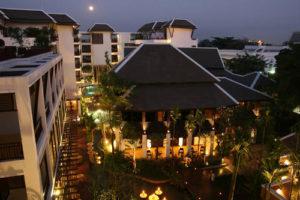 Hotel de Luxe de Chiang Mai - Rarinjinda